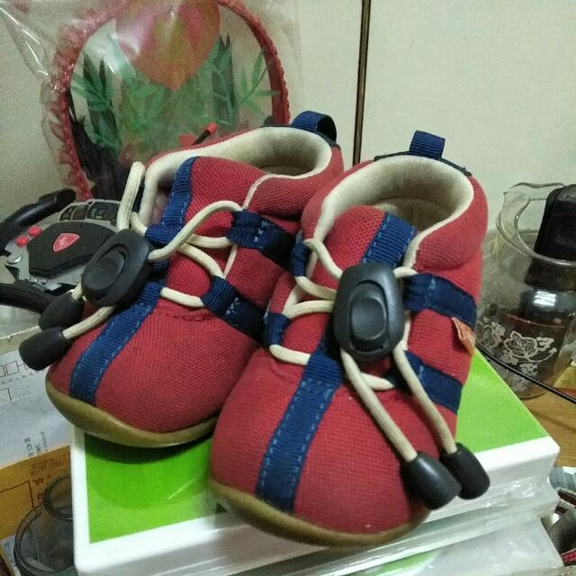 combi12.5公分童鞋