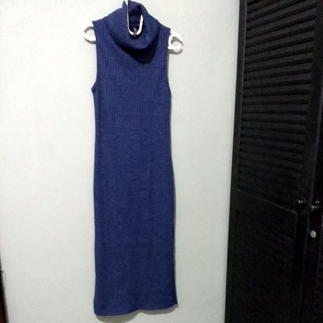 COTTON ON Turtleneck Sexy Dress / dress cantik SALE / DISKON