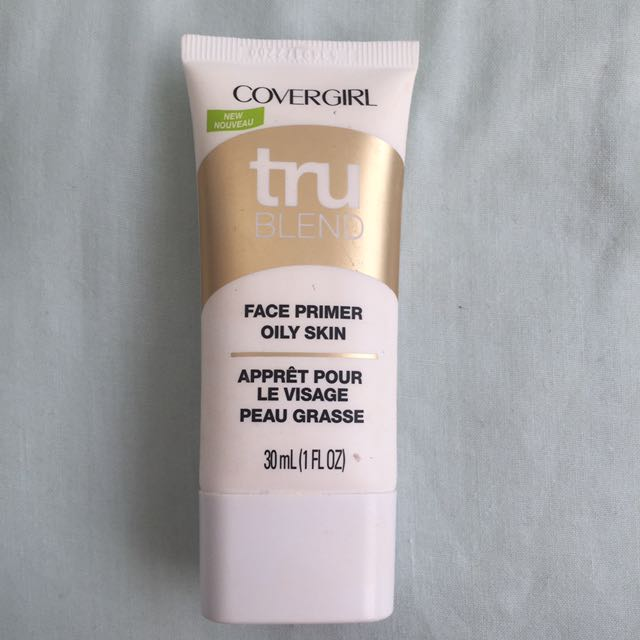 Covergirl Tru Blend Face Primer For Oily Skin