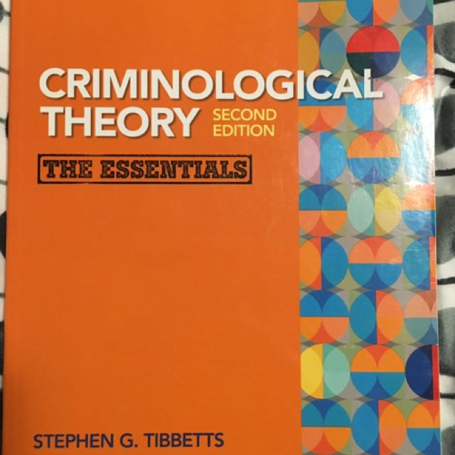 Criminological Theory