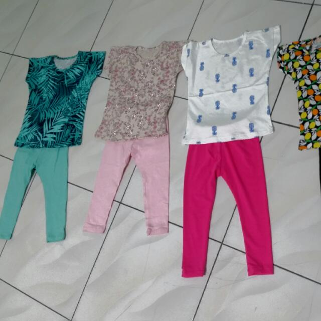Custom Shirts And Pants (2-4 Years Old)