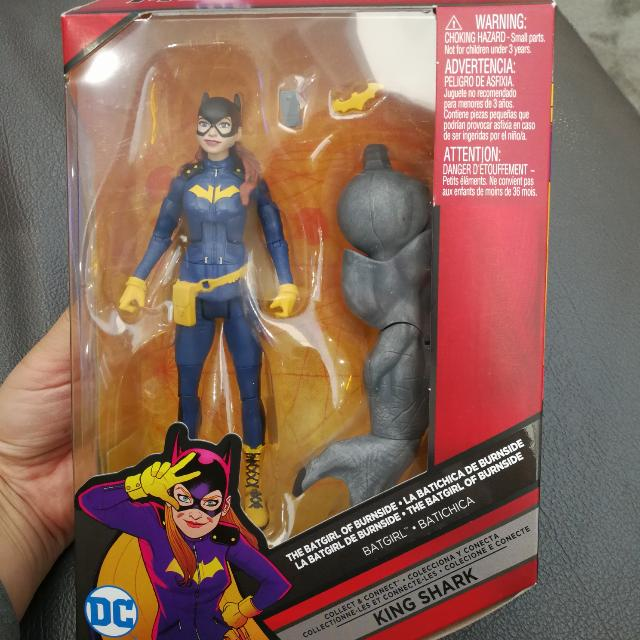 DC COMICS MULTIVERSE THE BATGIRL 6 INCH
