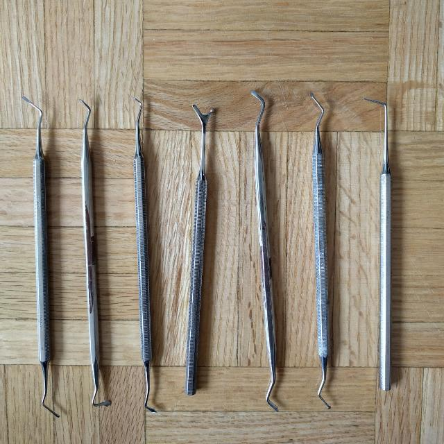 25 Dental Hand Instruments For free