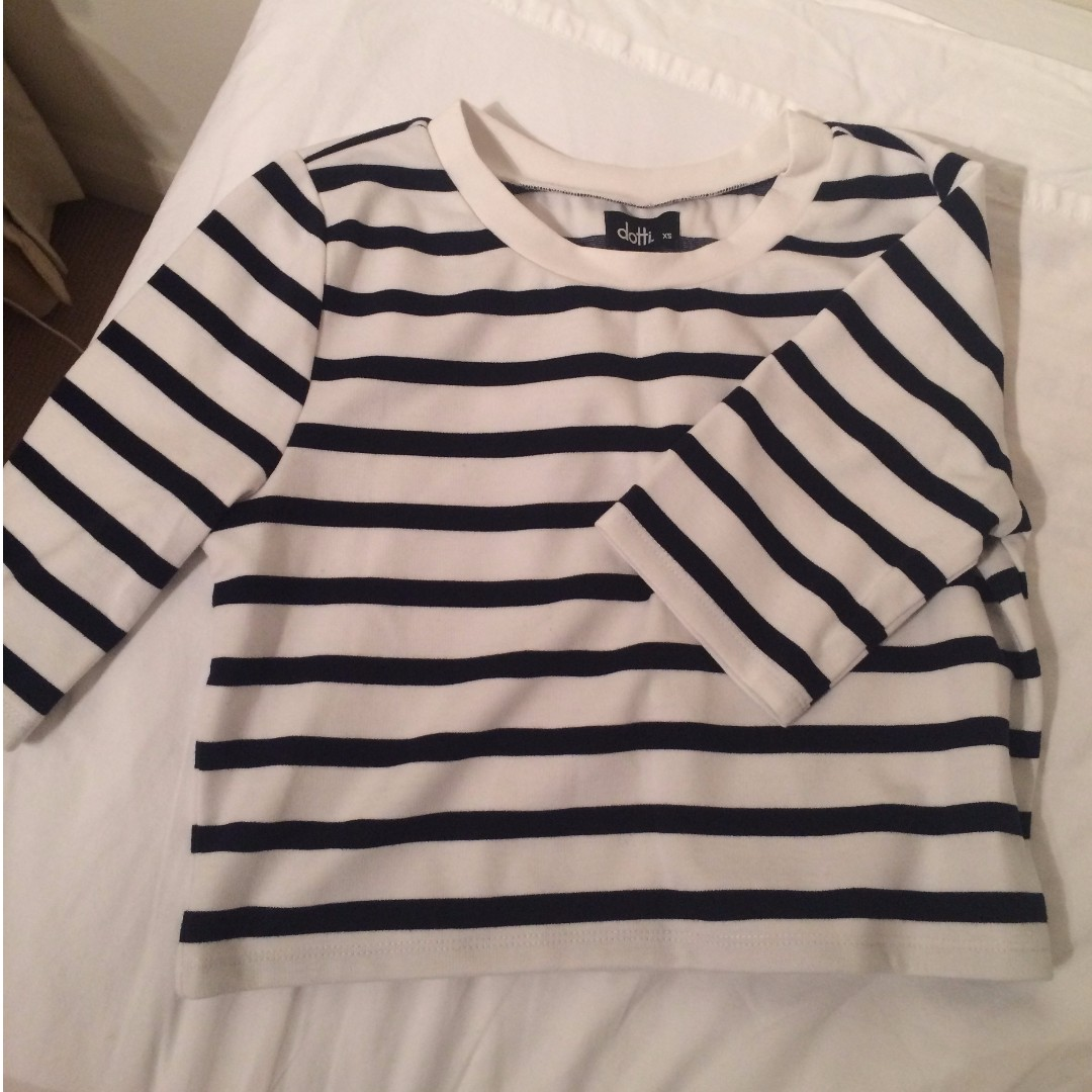 DOTTI - Striped T-shirt