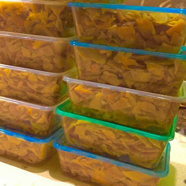 Dried Mangoes (Half Kilo)