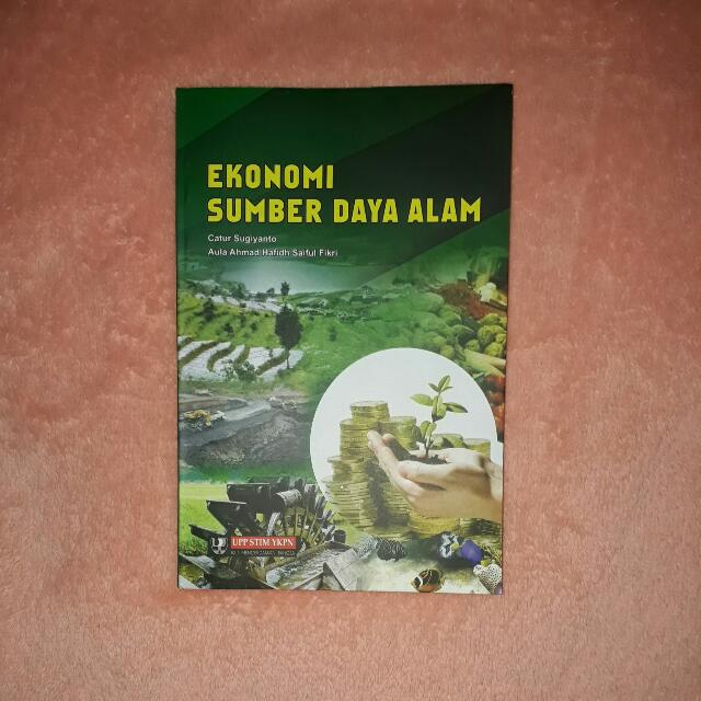 Ekonimi Sumber Daya Alam