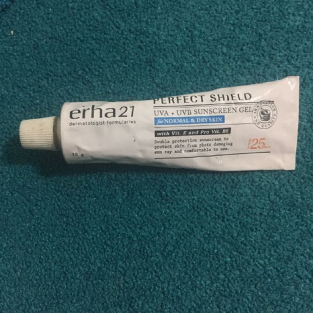 Erha Sunscreen for Normal & Dry skin