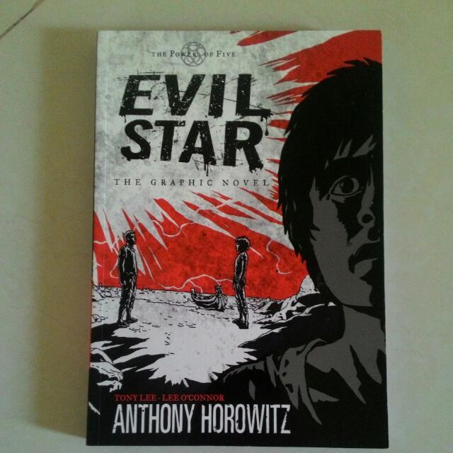 Evil Star Graphic Novel