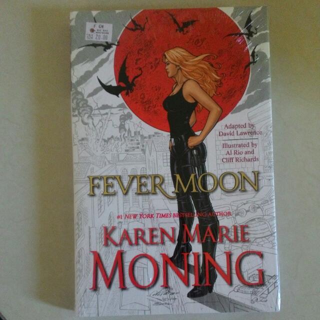 Fever Moon Karen Moning Graphic Novel