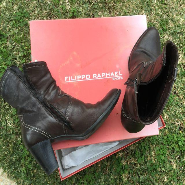 Filippo Raphael Boots