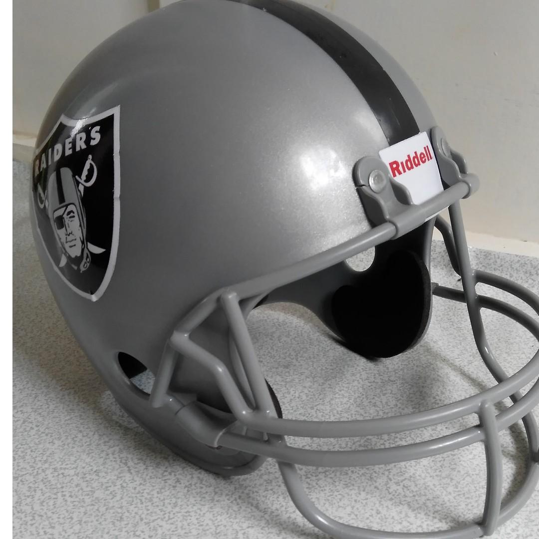 football helmet for display