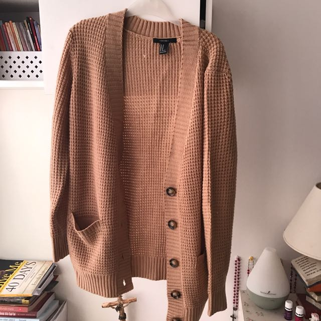 Forever 21 Knitted Outer