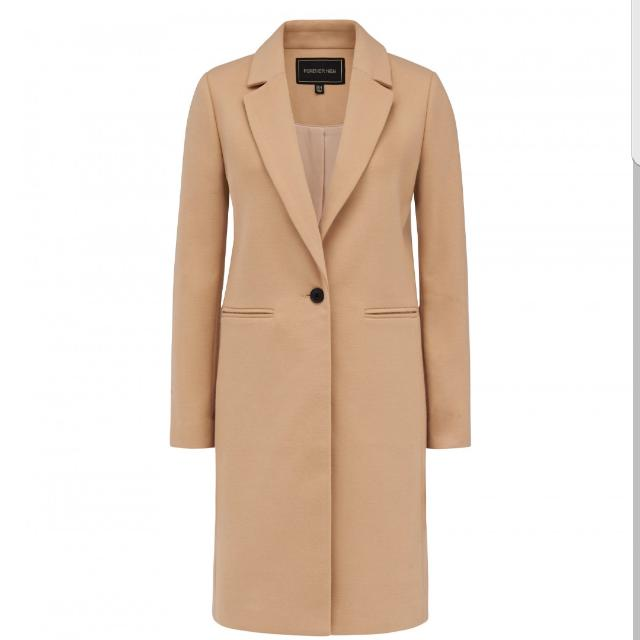 Forever New Maie Coat Size 10 BNWT