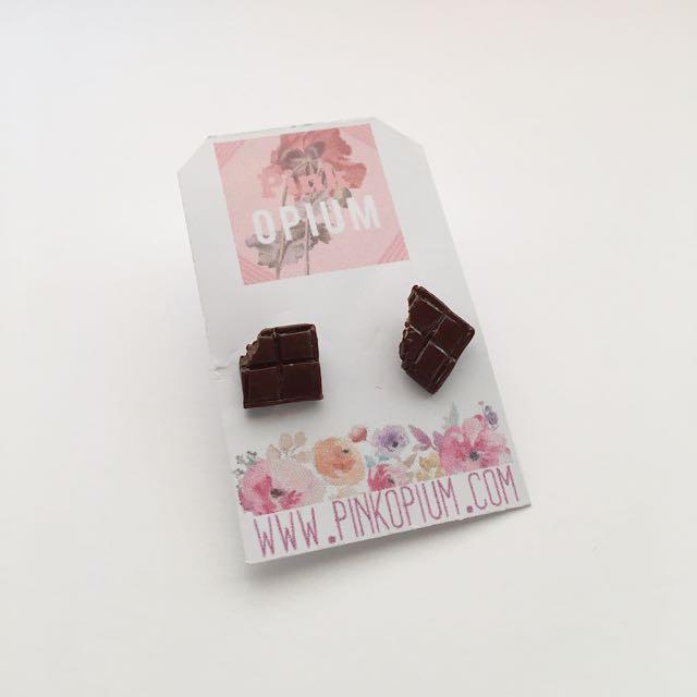FREE Chocolate Earrings