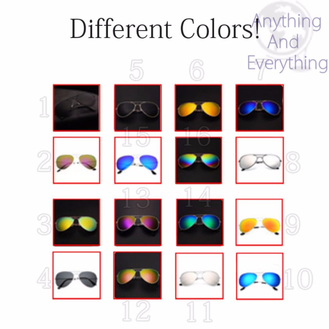 (Free Shipping) Women Aviator Sunglasses UV400