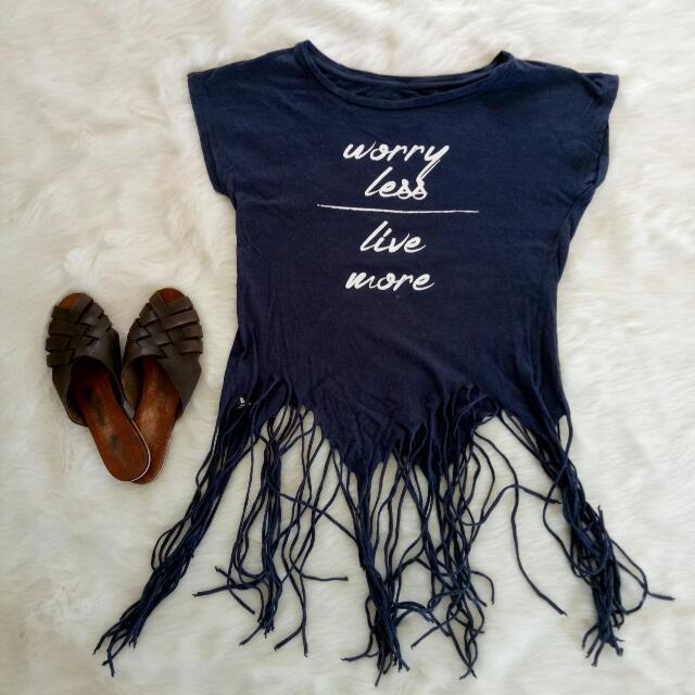 Fringe T Shirt