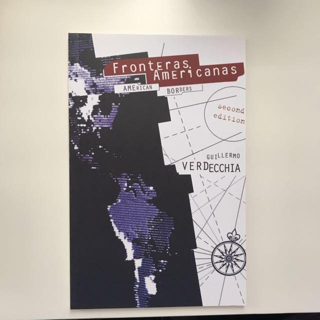 Fronteras Americanas- Guillermo Verdecchia