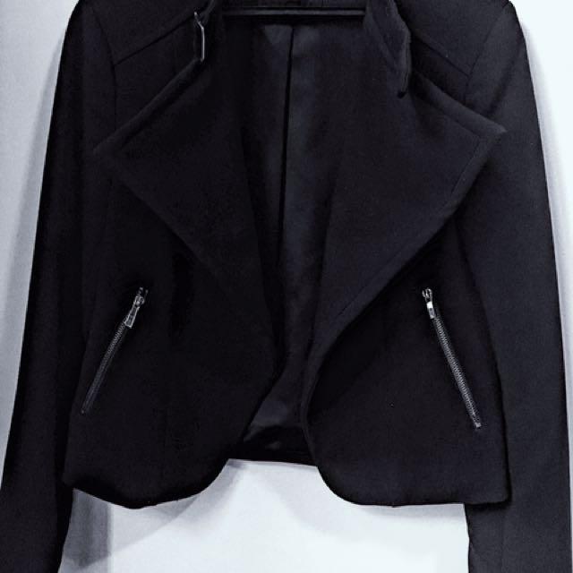G2000 Cropped Collar Blazer XS/32