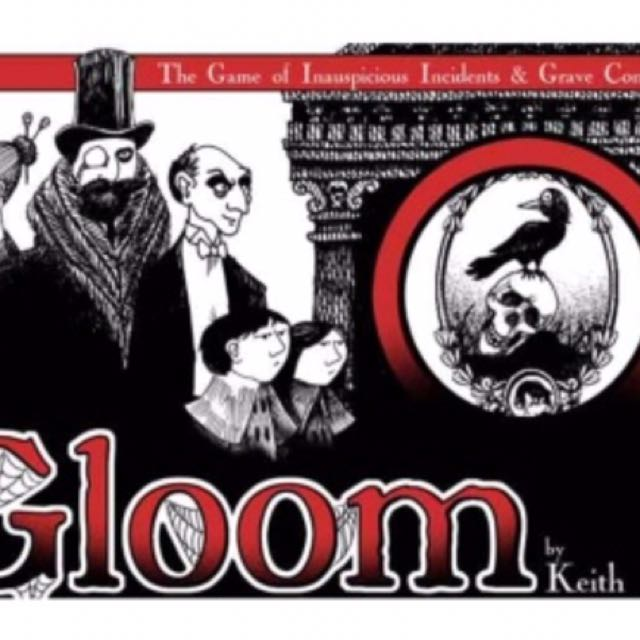 Gloom (2nd Edition) Card Game