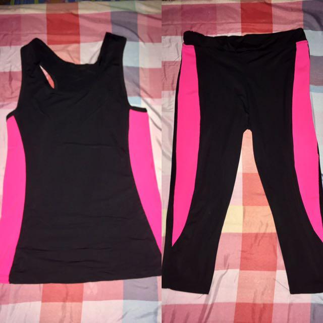 Gym Clothes Set