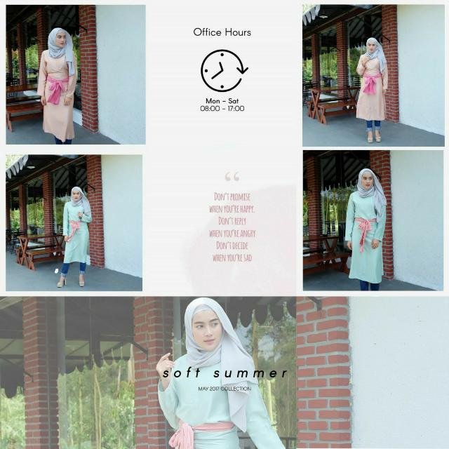 Hamidah maxi dress