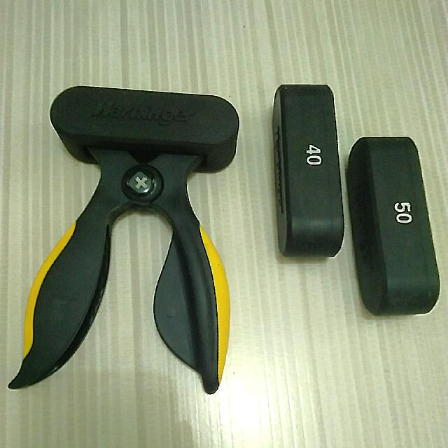 Harbinger (Hand Grip Strength Adjustable)