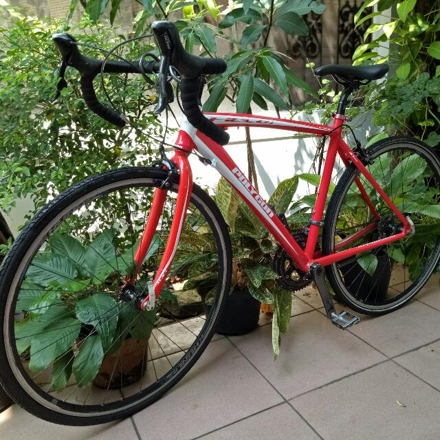 Helios Road Bike With Shimano 105