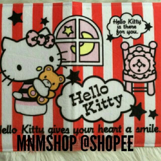 Hello Kitty Doormat