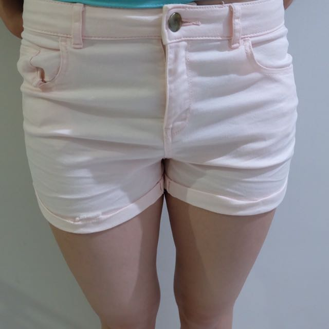 H&M Pink Short