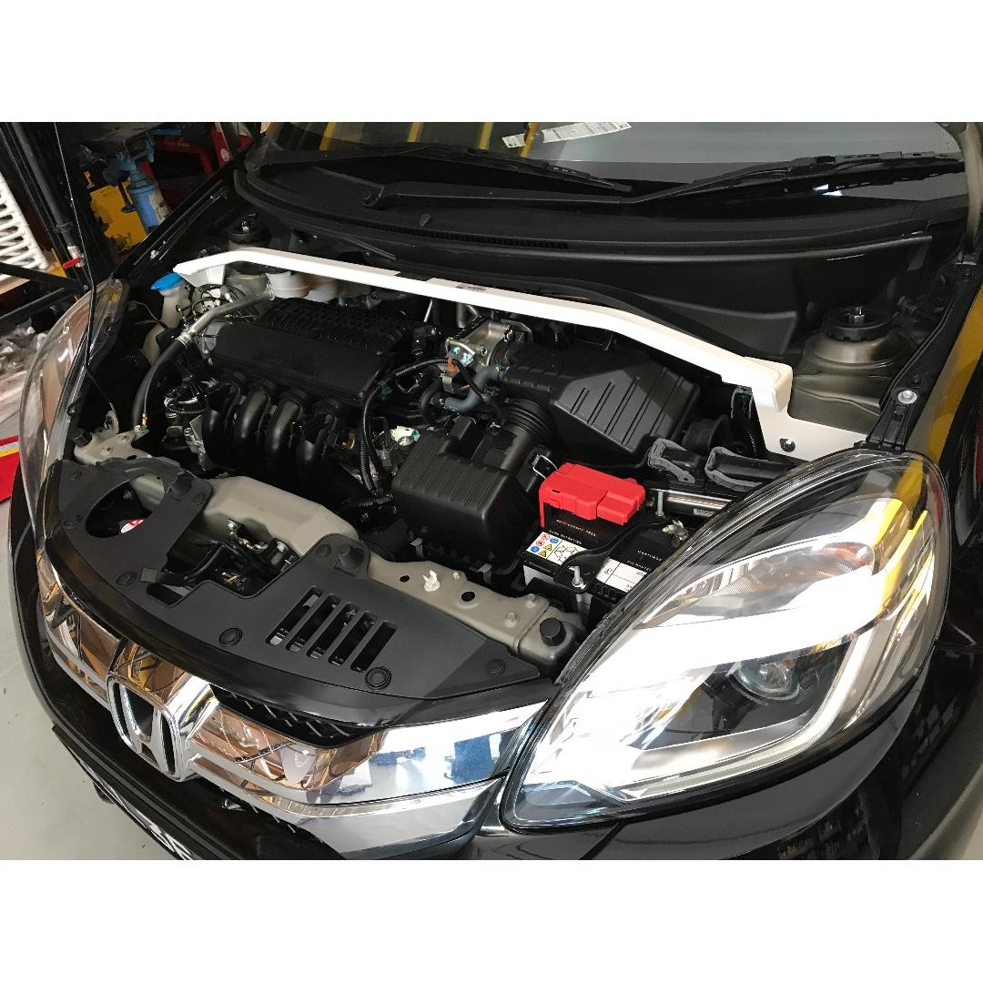 Honda Mobilio Safety Strut Stabilizer Bars Car Accessories On