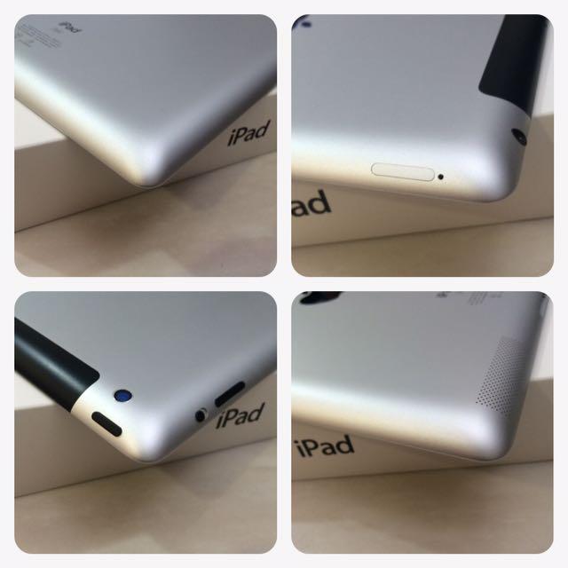 iPad3 32G Cellular 黑色 New iPad 可插Sim卡