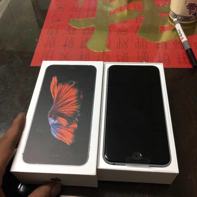 iphone6s Plus 32g 全新 保固內