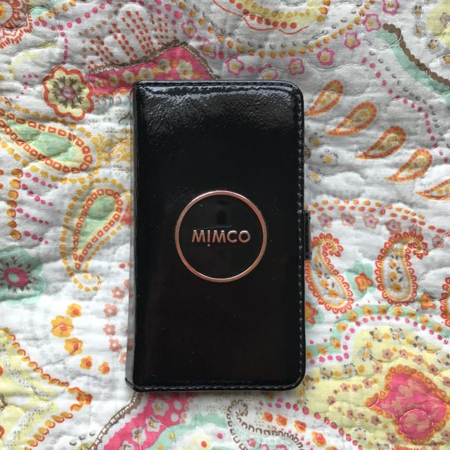 IPHONE 5/5S MIMCO CASE