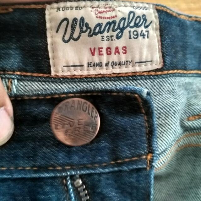 Jeans Wrangler Original Vegas!!!