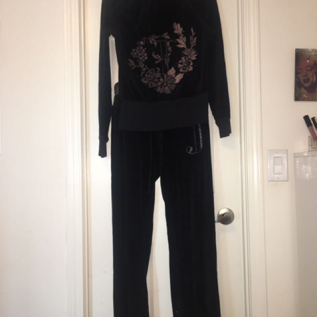Juicy Couture Black Set