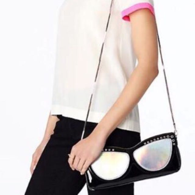 "Kate spade ""Made in the Shade"" Clutch / Sling Bag"