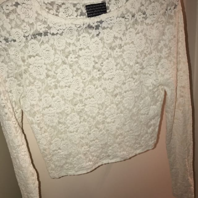 Laced Long Sleeve- Universal Store