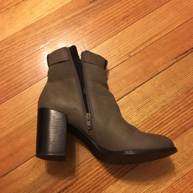 Leather Boots From Jo Mercer