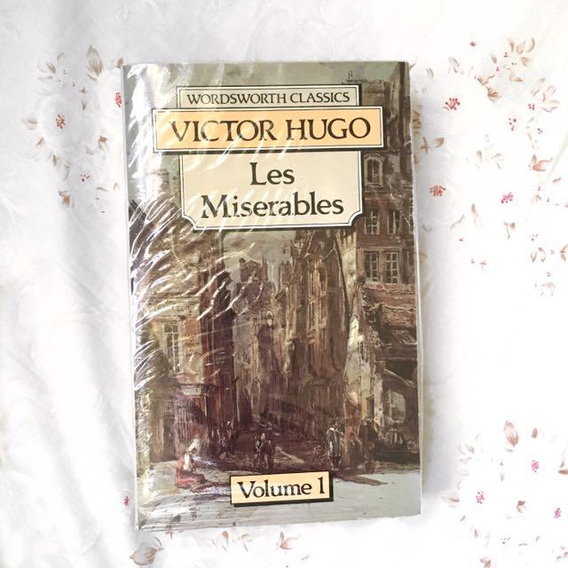 Les Miserabes — Victor Hugo