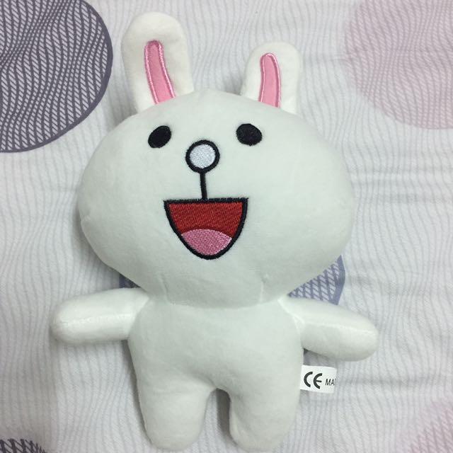 【全新】line兔兔玩偶