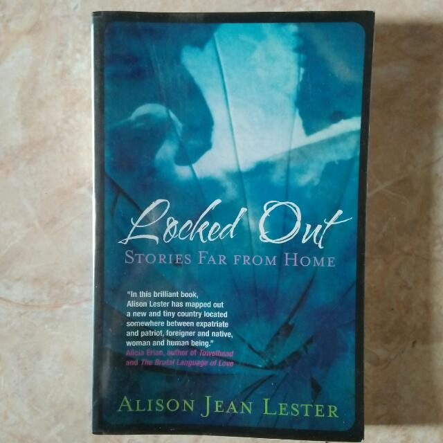 Locked Out - Alison Jean Lester