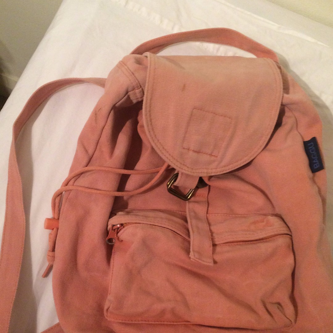 LOG-ON - Peach Back Pack