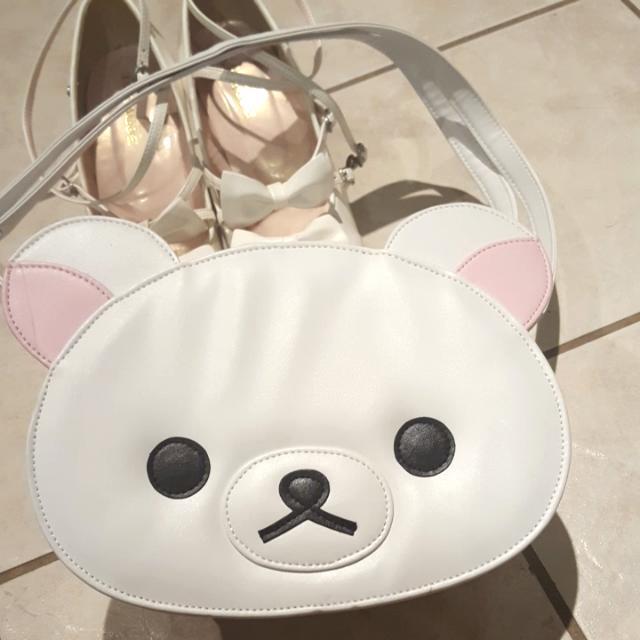 Loris Teddy Bear Bag Lolita