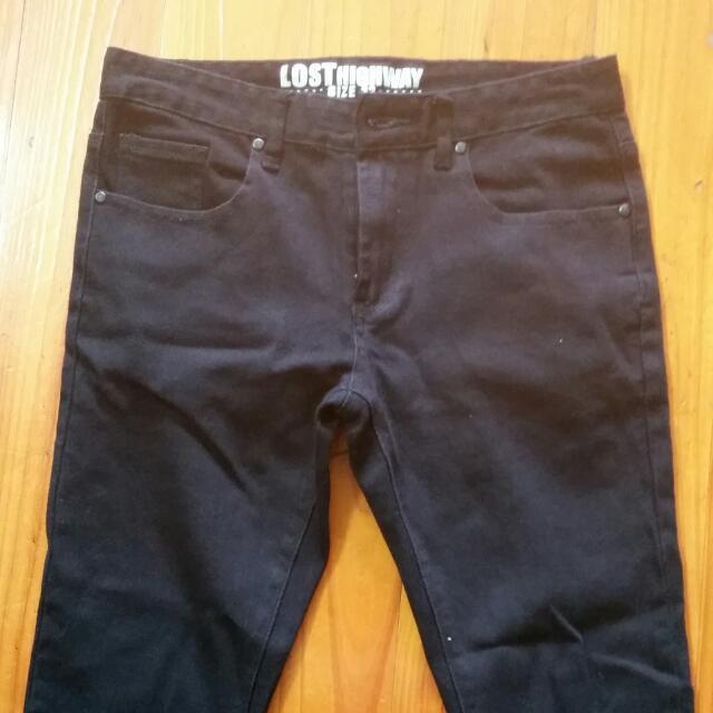 Lost Hightway SKINNY Jeans