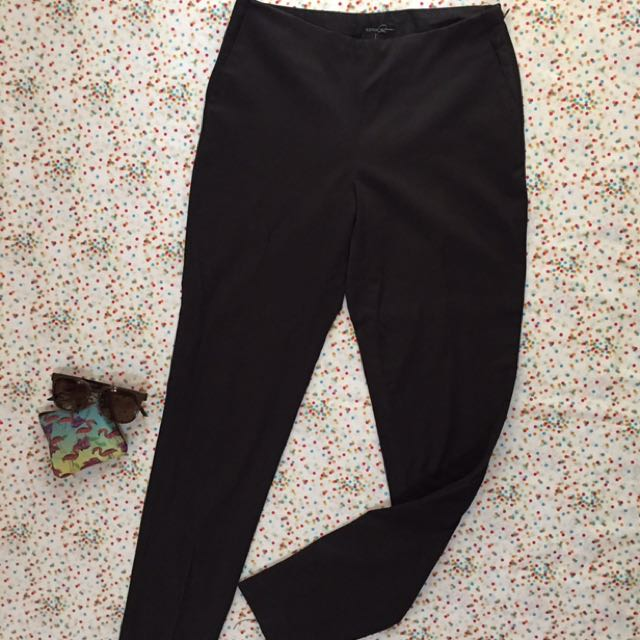MANGO Suit Black trousers