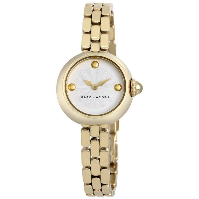 Marc Jacob's Bracelet Watch!
