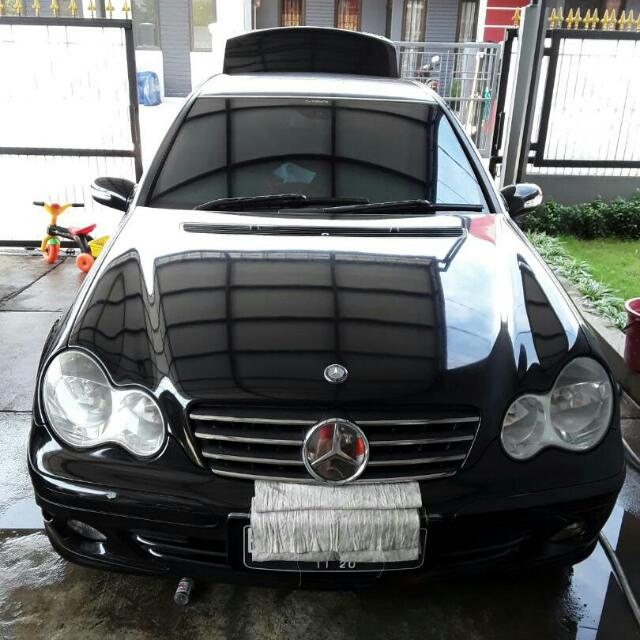 Mercedes Benz C240 Sport AT Thn 2006