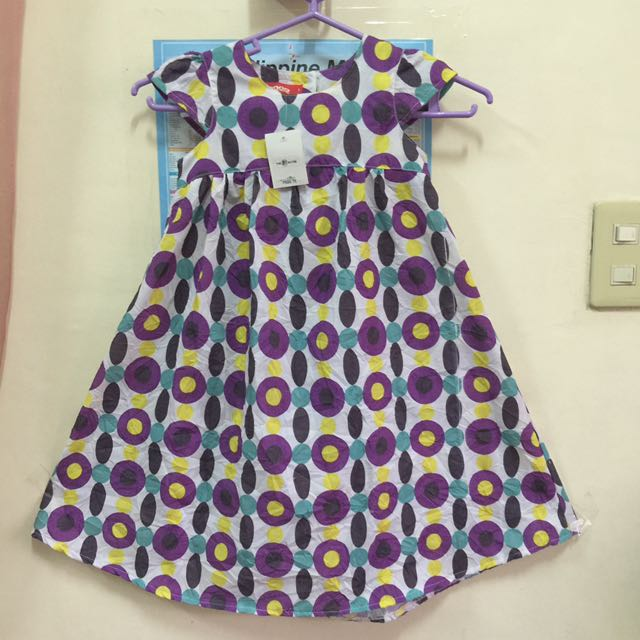 Nanno Kids #CasualDress 3-4 Year old