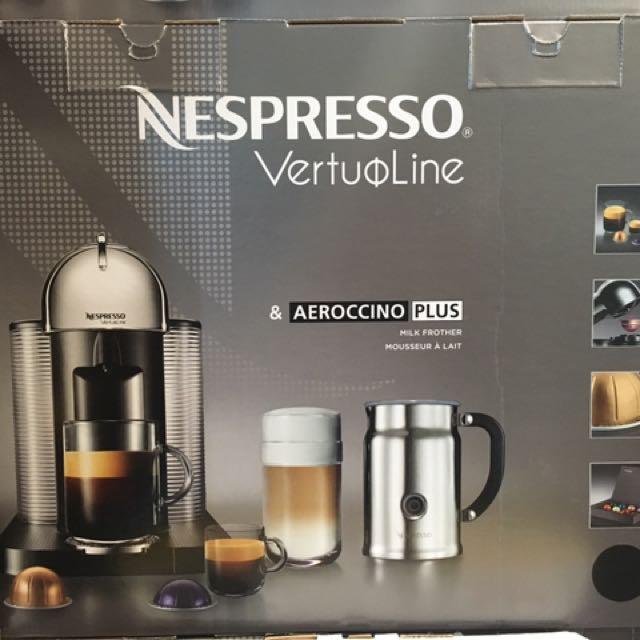 Nespresso Vertuoline Coffee Machine