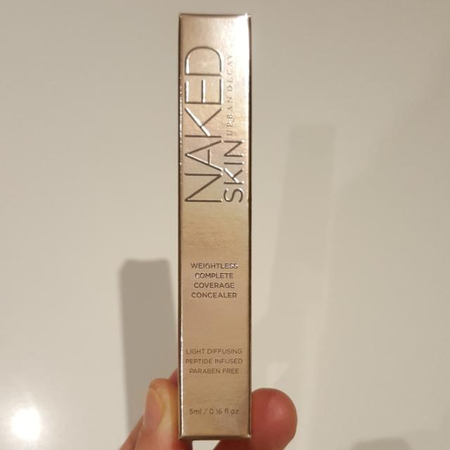 NEW URBAN DECAY NAKED SKIN CONCEALER